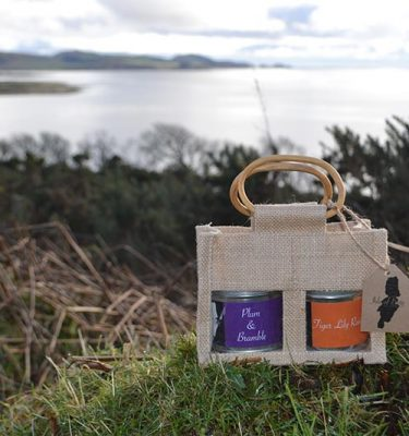 Isle of Bute Candles Gift Set